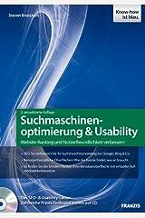 Suchmaschinenoptimierung & Usability (Professional Series) Kindle Ausgabe