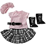 """Starpath Dolls 18"""" Doll Clothes Pretty In Pink Outfit With Boots"""