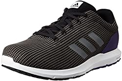 adidas Mens Cosmic M Cblack, Ironmt and Unipur Running Shoes - 11 UK/India (46 EU)