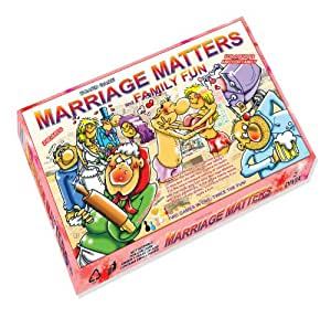 Marriage Matters and family fun game