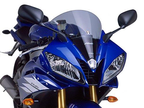 - Kuppel (Puig 4058T Kuppel Standard Yamaha R6 06-07 Orangefarben)