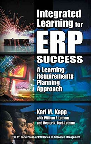 [(Integrated Learning for ERP Success : A Learning Requirements Planning Approach)] [By (author) Karl M. Kapp ] published on (March, 2001)