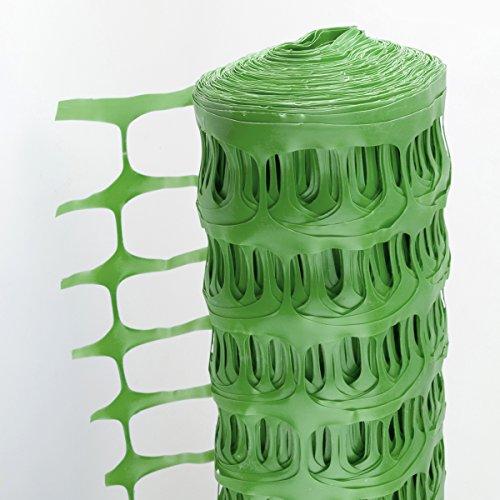 50 m Rolle, Kunststoff, Absperrzaun Sicherheit Garden Netting Fencing (Netting Barrier)