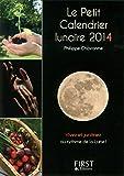 Petit Livre de - Calendrier lunaire 2014...