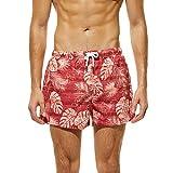 CICIYONER Schwimmen-Badehose der Männer Schwimmen-Badehose Schnell trockenes Surfen am Strand