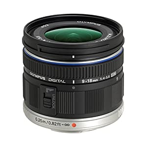 Olympus-MZuiko-Digital-ED-9-18mm-140-56-Objektiv-Micro-Four-Thirds-52-mm-Filtergewinde-schwarz