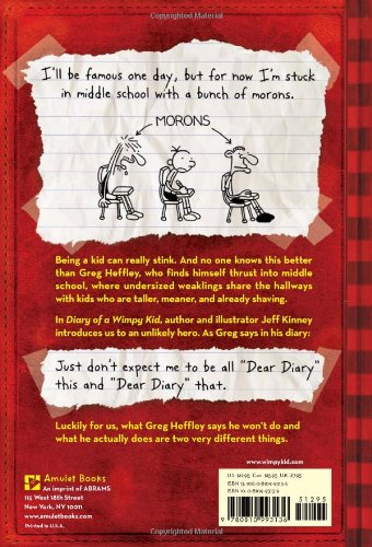 Diary of a Wimpy Kid Box of Books (SCHOOL AND LIBRARY)
