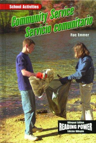 Servicio Comunitario/Community Service (School Activities / Actividades Escolares)
