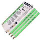 Staedtler Textsurfer crayon Surligneur à sec 12864Dessin pour écrire croquis Jet d'encre, papier, copie, Fax, Vert (lot de 12)