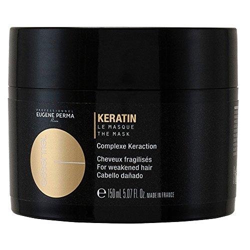 EUGENE PERMA Professionnel Essentiel Keratin Masque pour Cheveux Fragilisés 150 ml