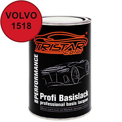 Preisvergleich Produktbild Autolack VOLVO 1518 AGRA RED / SIGNAL RED 1999 - 2009 - 1 Liter spritzfertig