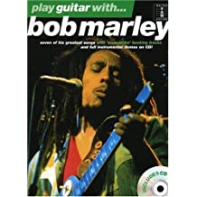 Partition : Marley Bob Play Guitar With + Cd