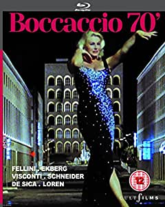 Boccaccio 70' (Blu Ray) [Blu-ray] [Edizione: Regno Unito]