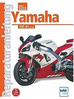 Motociclo Bar Finisce Grip CNC mano Tappi Manubrio End per Yamaha YZF-R1 1998-2012 SPB019
