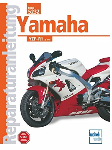 Preisvergleich Produktbild Yamaha YZF-R1: ab 1998 (Reparaturanleitungen)