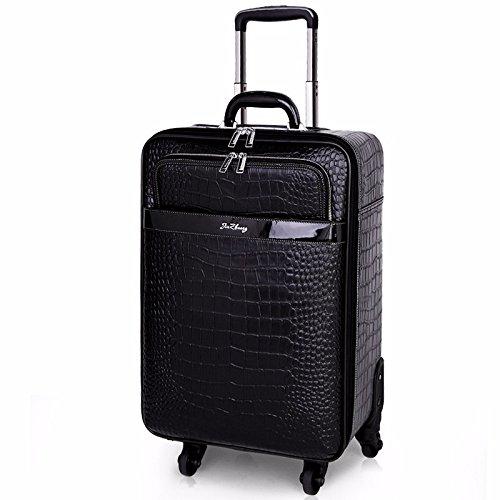 hoom-leder-koffer-trolleys-universal-rad-koffer-leder-koffer-h-50l36-w-22-cm-schwarz
