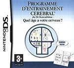 Brain Training - Programme d'Entra�ne...
