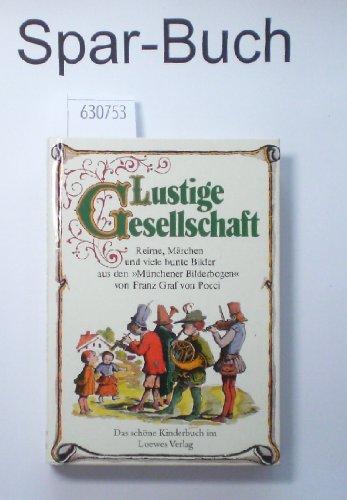 Lustige Gesellschaft. Bilderbuch