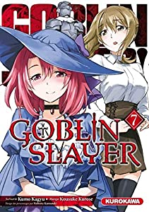Goblin Slayer Edition simple Tome 7