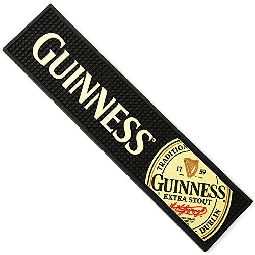 Guinness-Aufkleber PVC Bar Mat Spill (sg) - Guinness-bier Etikett