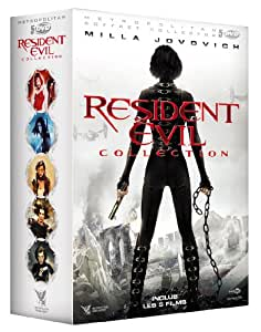 Resident Evil Collection (Coffret 5 films)