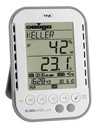 TFA Dostmann Profi-Thermo-Hygrometer