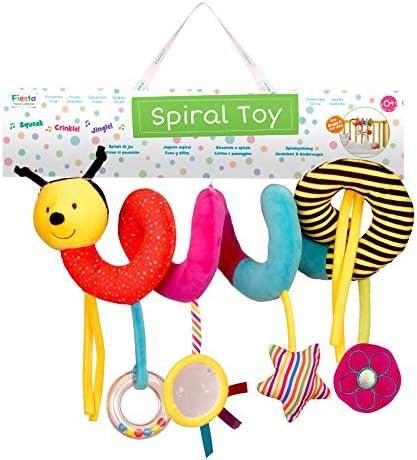 Bonne année Surprise  Fiesta Crafts Crafts Crafts T-2901 Bee Spirale d'éveil | Les Produits Sont Vendu Sans Limitations  fc51fe