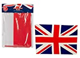 2.75ft x 4.5ft Grommets Union Jack Flag Uk Sport British Jubilee Great Britain