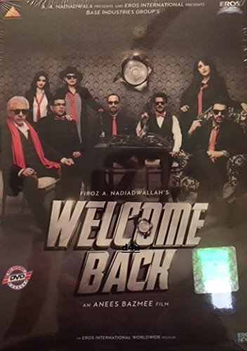 Bild von WELCOME BACK [BOLLYWOOD] by Anil Kapoor