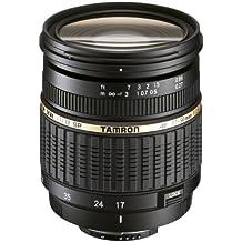 Tamron A16NII SP AF 17-50 mm F/2.8 - Objetivo para Nikon (distancia focal 17-50mm, apertura f/2.8, macro, diámetro: 67mm) negro