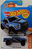 2016 Hot Wheels Hw Hot Trucks [10/10] '17 Ford F-150 Raptor
