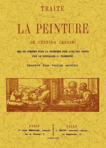 Traite de la Peinture par Cennino Cennini