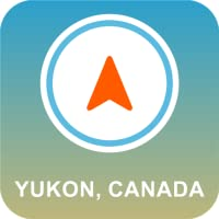 Yukon, Canada Offline GPS - Yukon Navigazione