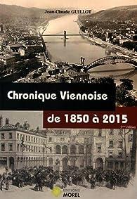 Chronique viennoise de 1850 à 2015 par Jean-Claude Guillot