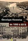 Chronique viennoise de 1850 à 2015 par Guillot