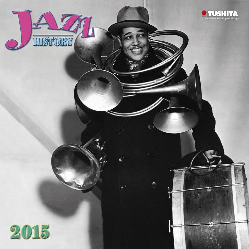 Jazz History 2015 Media Illustration