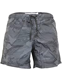 Brave Soul Mens Camo Swim Shorts Melbourne Army Military Mesh Lined Summer New