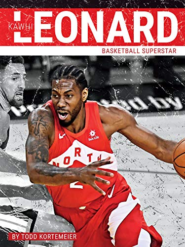 Basketball-superstar (Kawhi Leonard: Basketball Superstar (Primetime))