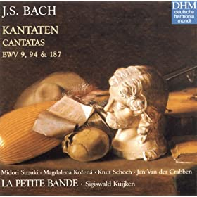 """Es wartet alles auf dich, BWV 187: Arie. Adagio. Soprano. """"Gott versorget"""""""
