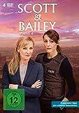 Scott & Bailey - Staffel 4 [4 DVDs]