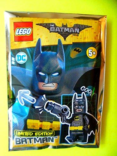 Lego The Batman Movie Batman mit Enterhaken Limited Edtion Neu Top