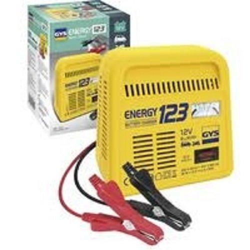 GYS Testeur de batterie auto, Chargeur d'atelier ENERGY 123 12 V