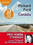Canada | Ford, Richard (1944-....). Auteur