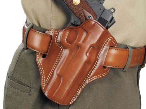 Combat Master Belt Holster - Lites Top Mount