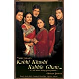 Kabhi Khushi Kabhie Gham (2001) - Amitabh Bachchan - Shah Rukh Khan - Hrithik Roshan - Bollywood - Indian Cinema - Hindi Film