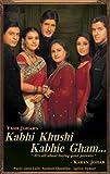 Kabhi Khushi Kabhie Gham (2001) - Amitabh Bachchan - Shah Rukh Khan - Hrithik Roshan - Bollywood - Indian Cinema - Hindi Film [DVD] [2002] [NTSC] [Edizione: Regno Unito]