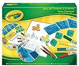 Best Crayola Jouets pour animaux - Crayola - Loisir Créatif - Jeux de timbres Review