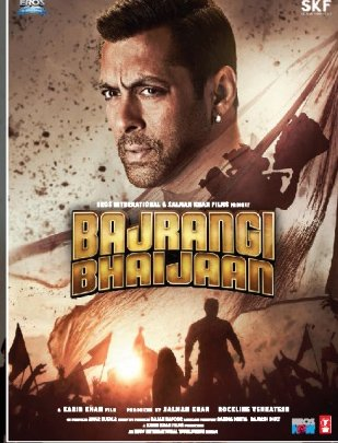 Bild von Bajrangi Bhaijaan Hindi DVD (2015) Salman Khan, Kareena Kappor (Bollywood Film/Cinema))