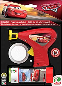 Disney Cars- Cars Pompero con Pistola, 60 ml (Mattel 500063500)