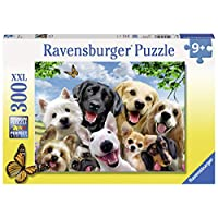 Ravensburger 13228 Delighted Dogs XXL 300pc Jigsaw Puzzle